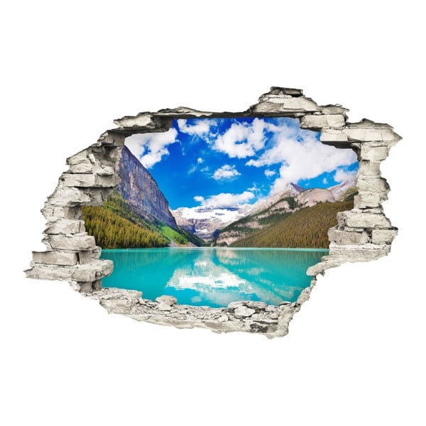 Autocolant Ambiance Panorama Scenery, 60 x 90 cm