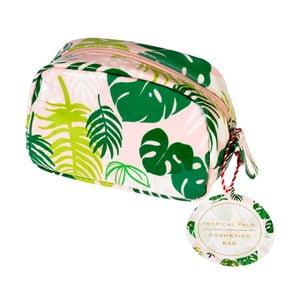 Kosmetická taštička Rex London Tropical Palm, 16x10cm