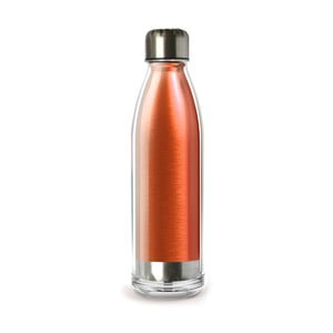 Oranžová termolahev Asobu Viva La Vie, 530 ml