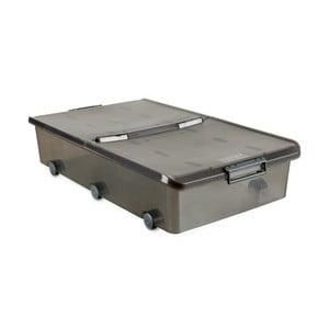 Šedý úložný box pod postel na kolečkách Ta-Tay Storage Box