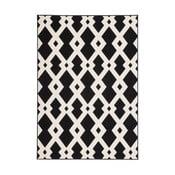 Koberec Stella 100 Black White, 120x170 cm