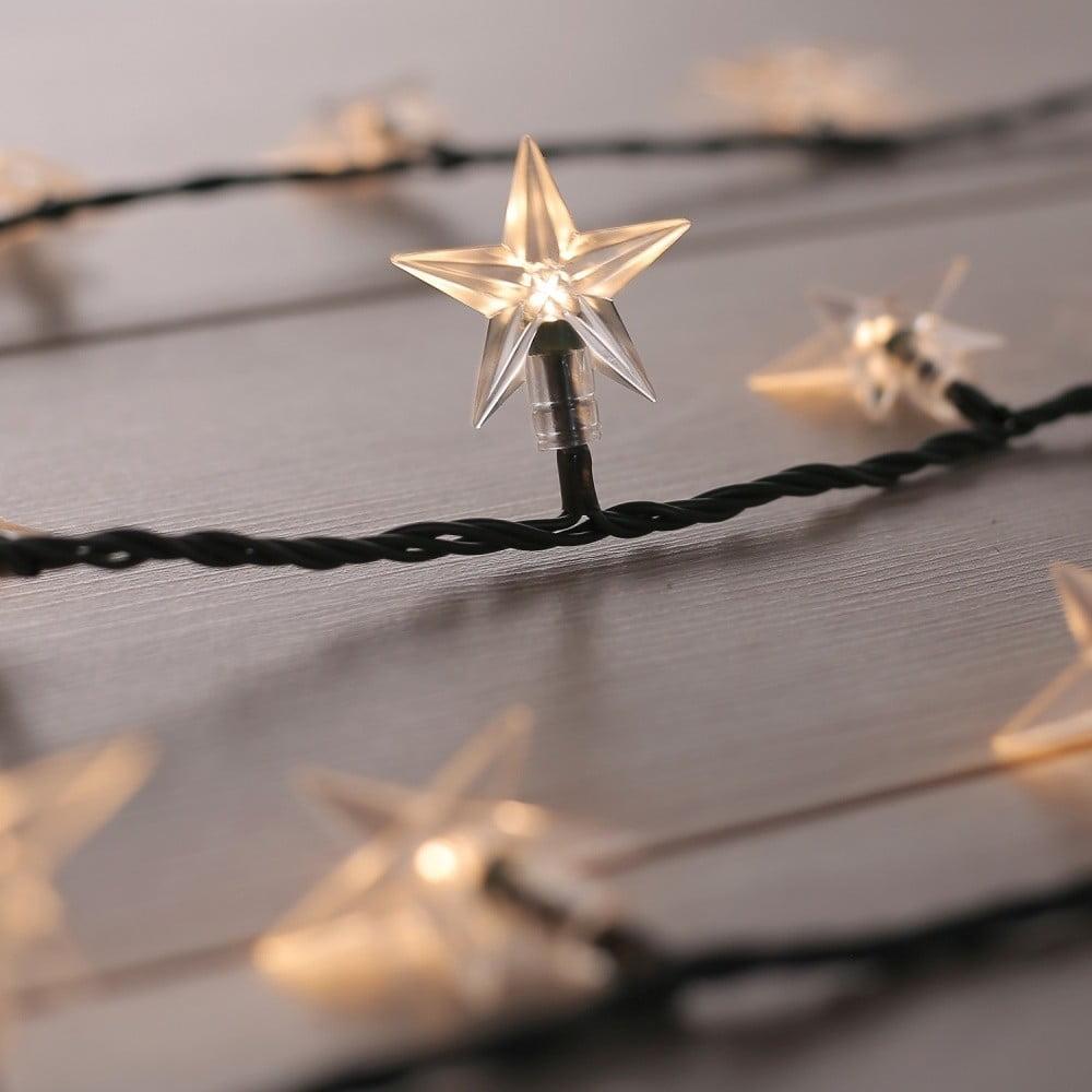 Prodloužení dekorativných světýlek DecoKing Star,délka 7,5m