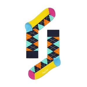 Ponožky Happy Socks Colour Check, vel. 36-40
