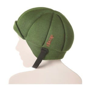 Čepice s ochrannými prvky Ribcap Jackson Green, vel. L