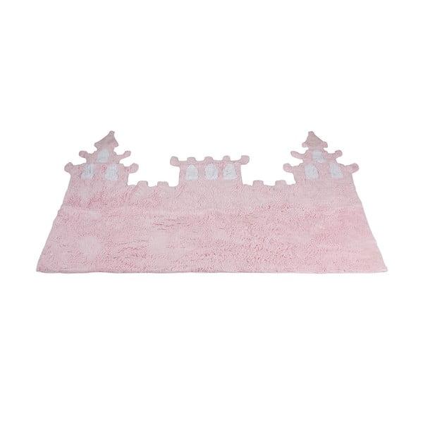 Koberec Castillo 160x120 cm, růžový