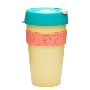 Cană de voiaj KeepCup Original Custard Apple, 454 ml