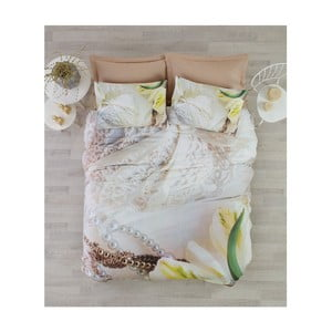 Lenjerie de pat cu cearșaf Paola, 200 x 220 cm