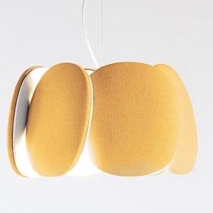 Stropní světlo Bloemi Goose Beak Orange, 45 cm