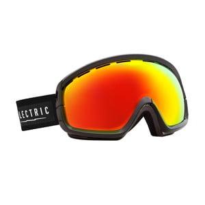 Lyžařské brýle Electric EGB2S Gloss Black Red + sklo do mlhy