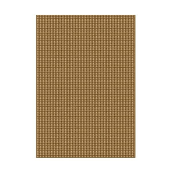 Koberec Grace 80x150 cm, hnědý