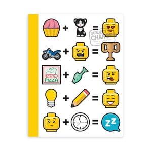 Blocnotes LEGO® Iconic