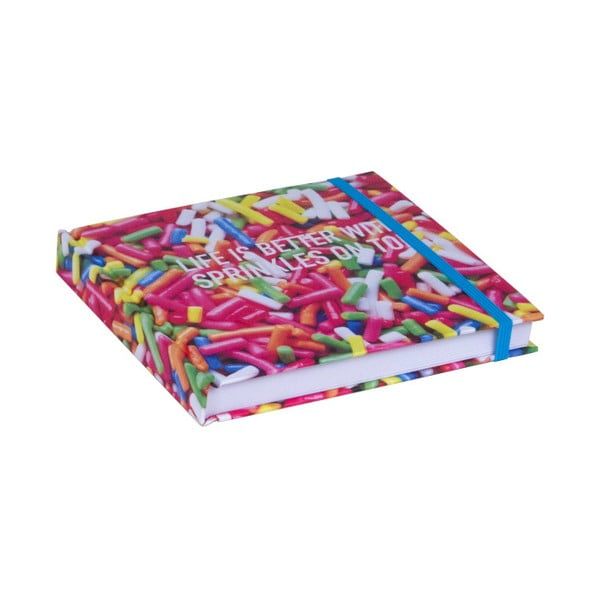Zápisník Tri-Coastal Junk Hardcover