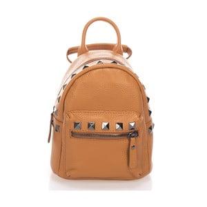 Světle hnědý batoh Massimo Castelli Mare