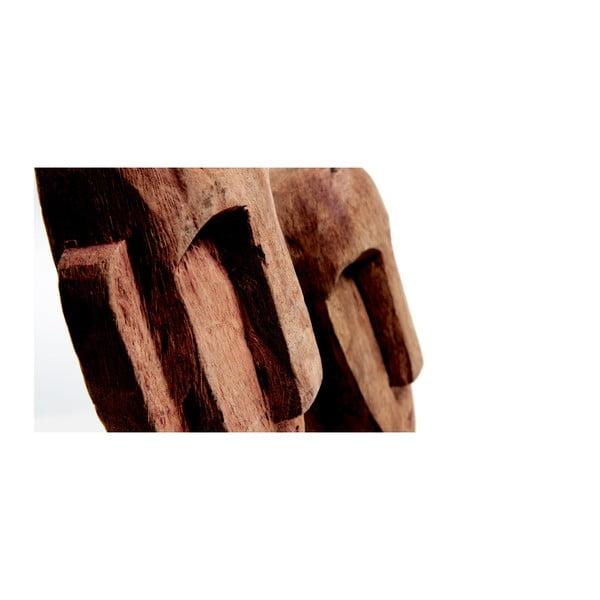 Dekorace Wooden Kraft