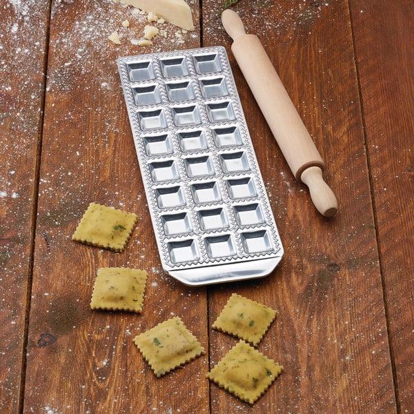 Váleček a forma na ravioli Kitchen Craft Italian