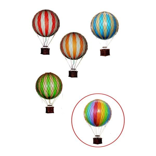 Model balónu Floating The Skies, duhový