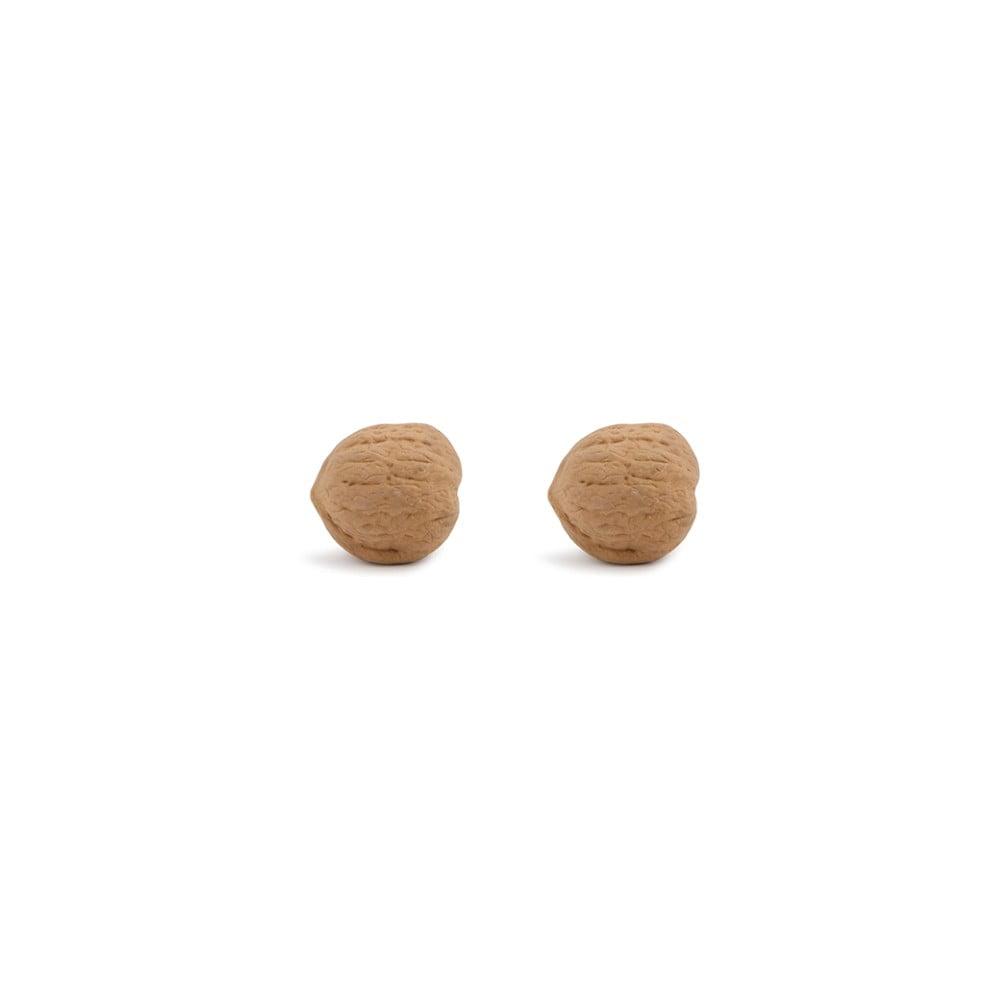 Guma ve tvaru ořechu Kikkerland Walnut