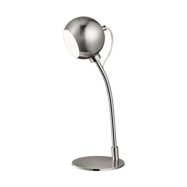 Stolní lampa Magnetic Head, stříbrná