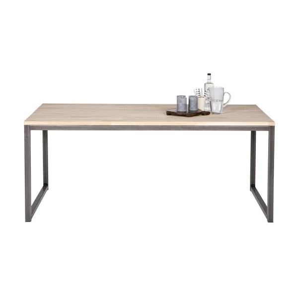 Jídelní stůl z dubového dřeva De Eekhoorn Olivier, 90x180cm