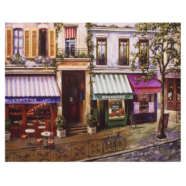 Obraz na plátně Boulangerie, 56x46 cm