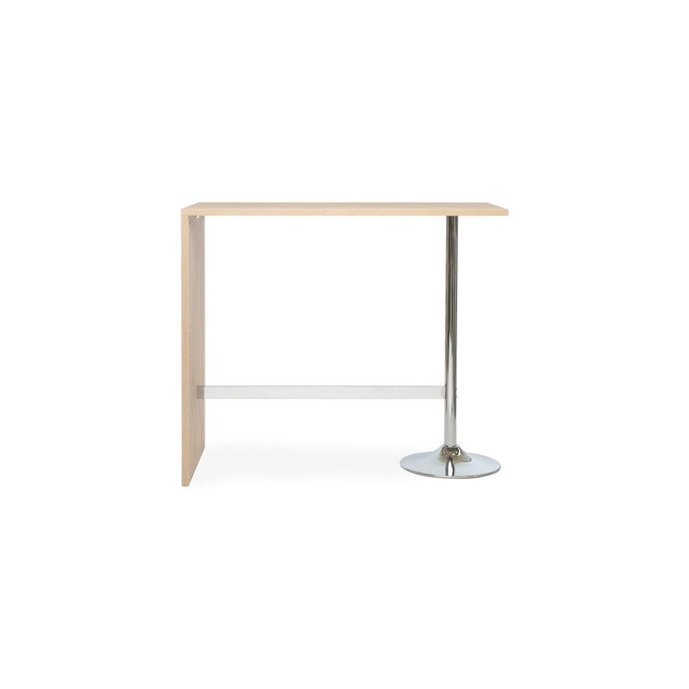 Barový stolek v dubovém dekoru Intertrade Party
