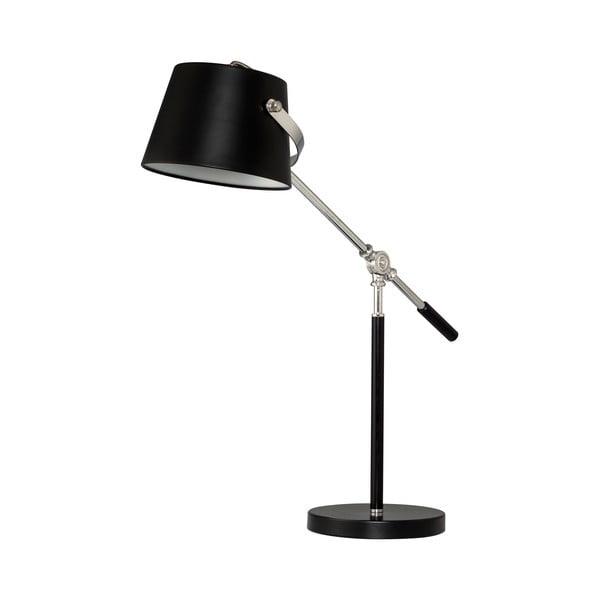 Stolní lampa Xavier, černá