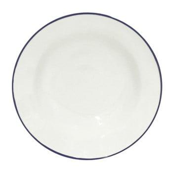 Farfurie din gresie ceramică pentru supă Costa Nova Beja, ⌀ 21 cm de la Costa Nova