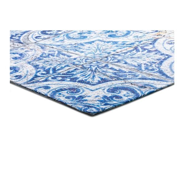 Šedomodrý koberec Universal Alice, 60x110cm