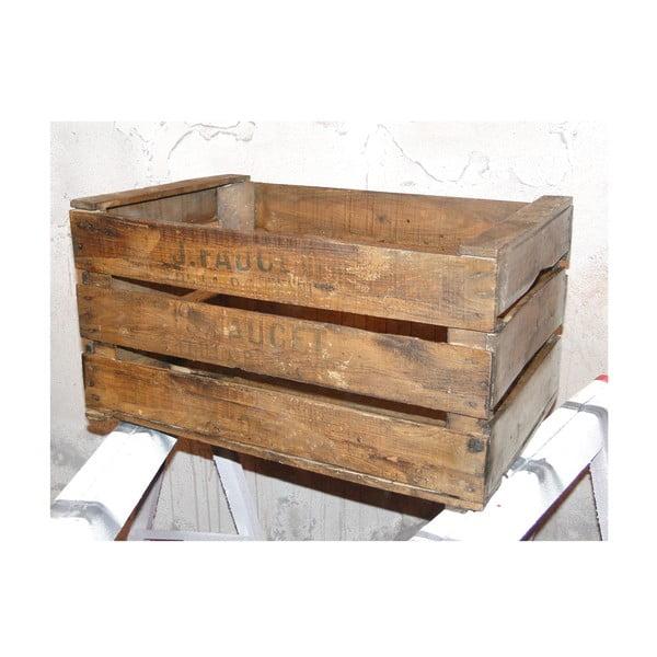 Dřevěná krabice Antic Line Woodis