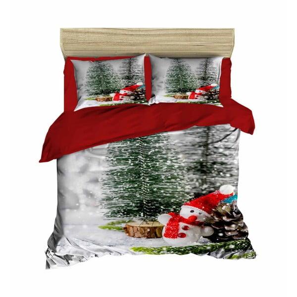 Courtney karácsonyi, kétszemélyes ágyneműhuzat, 200 x 220 cm