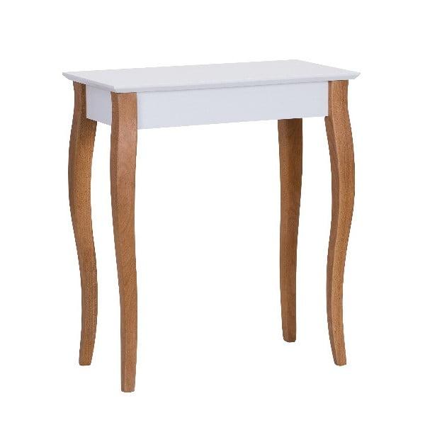 Bílý konzolový stolek Ragaba Dressing Table,65x74cm