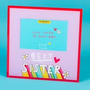 Fotorámeček Happy News Best Sister