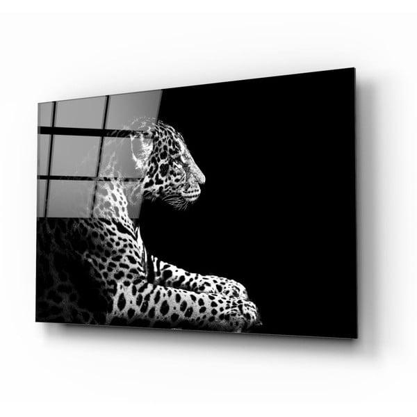 Beast üvegezett kép - Insigne