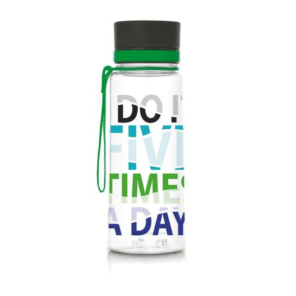 Plastová lahev Equa Five Times, 0,6 l
