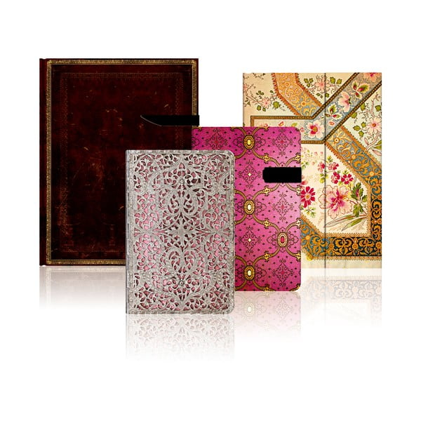 Diář na rok 2014 - Blush Pink 13x18 cm, verso výpis dnů