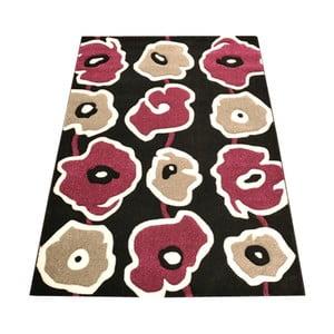 Vysoce odolný koberec Floorita Siena Neon Lilac, 200 x 290 cm