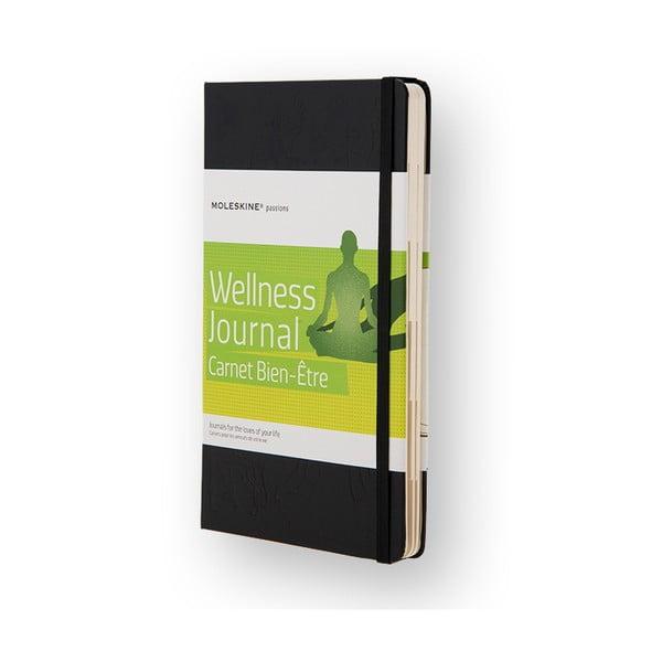 Zápisník Moleskine pro milovníky wellness Passion Art