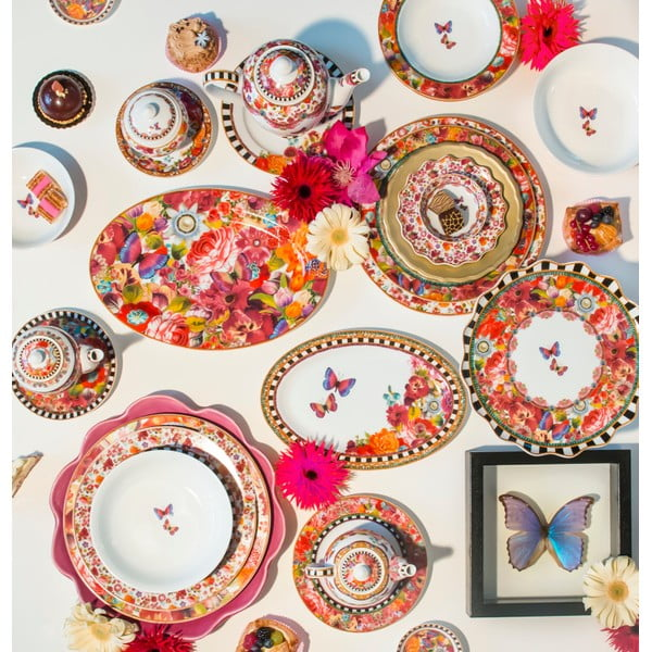 Porcelánový podnos Melli Mello