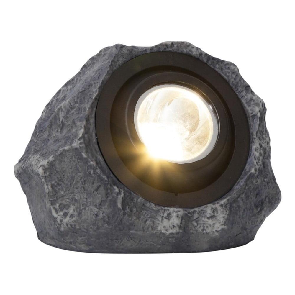 Solární venkovní světelná LED dekorace Best Season Rocky