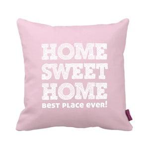 Polštář Home Pink, 43x43 cm