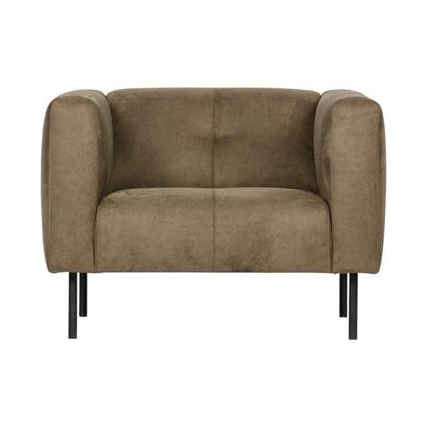 Skin olivazöld fotel - vtwonen
