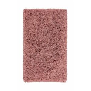 Červenorůžová koupelnová předložka Aquanova Mezzo, 70 x 120 cm