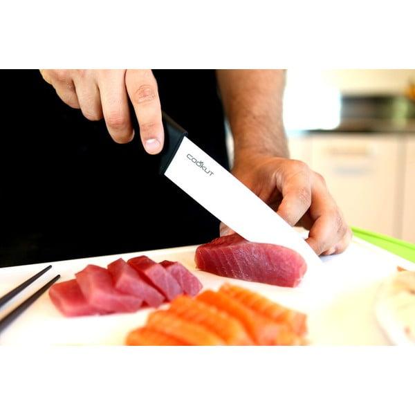 Keramický nůž Couteaux 18 cm, bílý