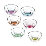 Sada 6 misek RCR Cristalleria Italiana Cosima
