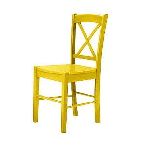 Židle Trend Range, žlutá