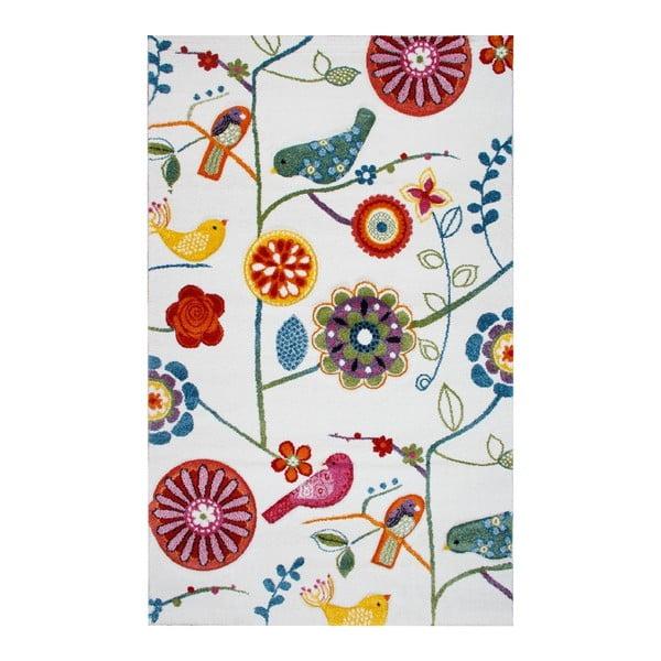 Birds gyermekszőnyeg, 120 x 180 cm - Eco Rugs