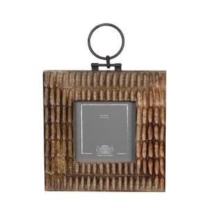 Závěsný rámeček na fotografii Nora, 18x18 cm