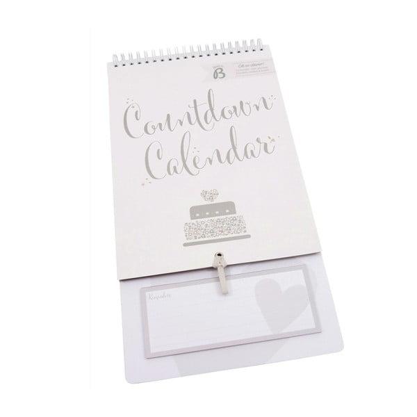 Calendar Busy B Wedding Countdown