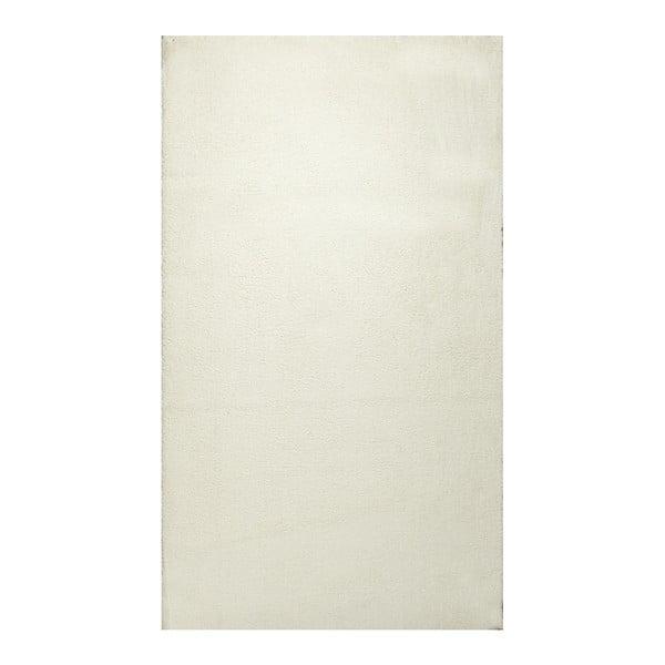 Eco Rugs Ivor krémszínű futószőnyeg, 80 x 300 cm