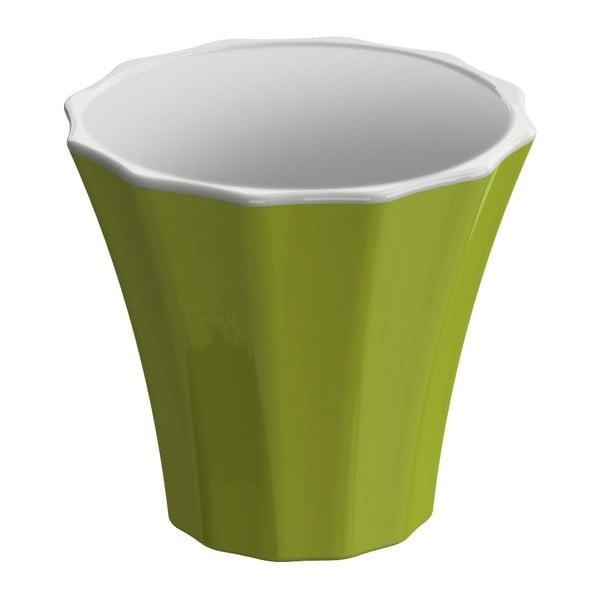 Sada 6 šálků na kávu Colour, zelená